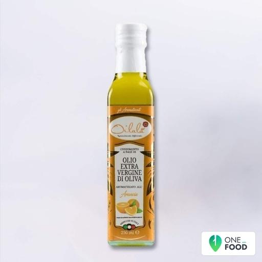 Natives Olivenol Extra Mit Orangenaroma 1 X 250 Ml